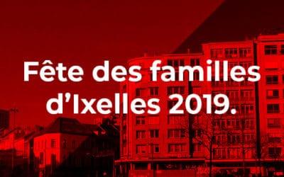 Fête des Familles d'Ixelles 2019